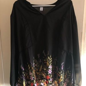 Plus size OLD NAVY PLUS blouse